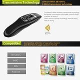 Wireless Presenter, 2.4GHz Powerpoint Presentation