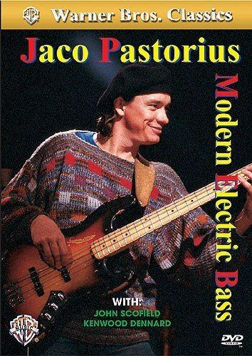 Jaco Pastorius: Modern Electric - Modern Fusion