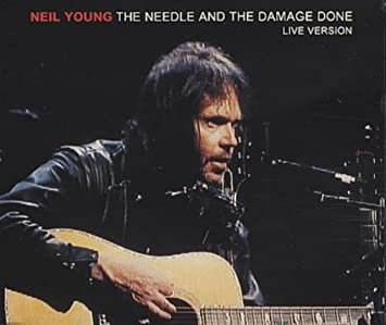 amazon the needle and the damage done neil young ロック 音楽