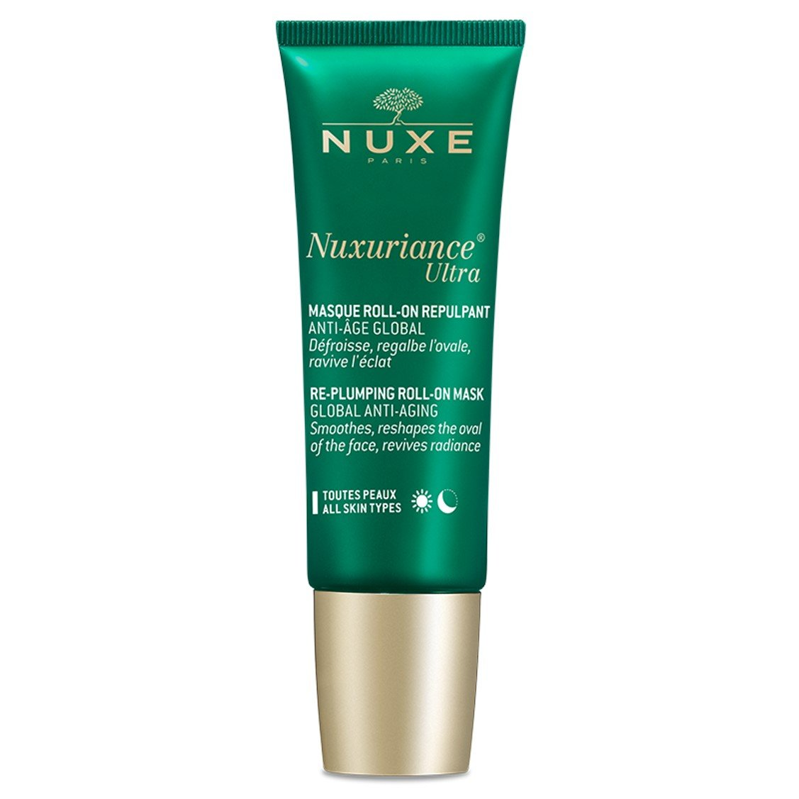 Nuxe Nuxuriance Ultra Mascarilla Roll-on Redensifiante 50ml B00ZY93VMG