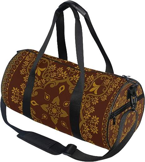 ALLMILL Bandana Design Geometrical Printable Vector Pattern Backpack