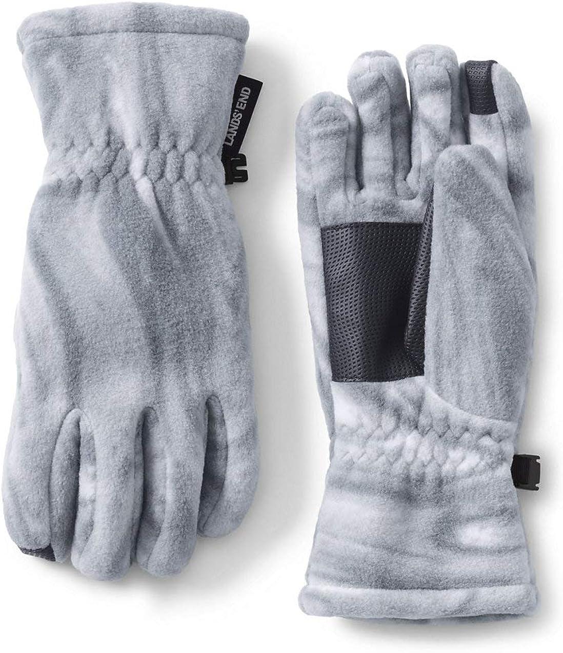 Lands End Kids Fleece Gloves