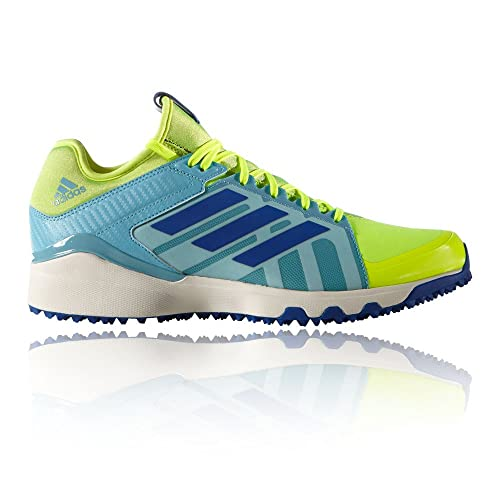 cheap for discount 72cbd b4216 Adidas Men s Blue Lux Hockey Shoes -7 UK  Buy Online at Low Prices in India  - Amazon.in