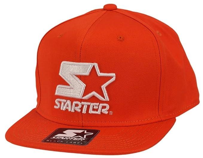 Starter – Gorra Logo 1 Tone – Red/White: Amazon.es: Deportes y ...