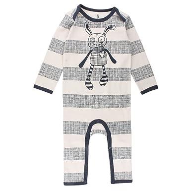 2be1d3f2f90c7 Small Rags Pyjama Dors-Bien à Rayures 100% Coton - 60090 03-58 ...