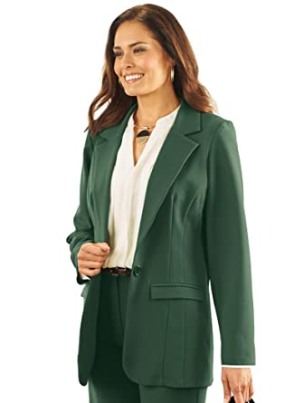 98c0f06ec1 Boyfriend Blazer at Amazon Women's Clothing store: