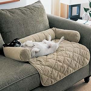 Amazon.com: Platinum Microvelvet Cozy Couch Blanket