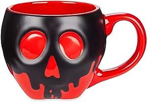 Poison Apple Color Change Disney Parks Mug Snow White and the Seven Dwarfs