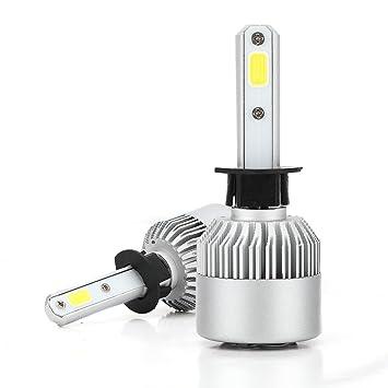 Pao de motor Kit de faro LED H1 Luz de cruce/alta Beam S2 Serie