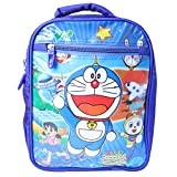 Best Shop School Bag for boys and Girls,0-5 yrs ,Kids,School bag,Blue Colour cartoon Character Backpack