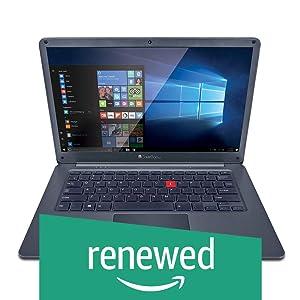 (Renewed) iBall Netizen 2019 14-inch Laptop (Intel Celeron Processor N3350/4GB/64GB/Windows 10 Home/Integrated Graphics), Metallic Grey