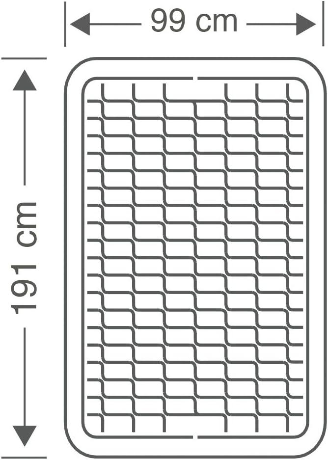 Intex 64902 99x191x46cm Colch/ón hinchable PremAire I