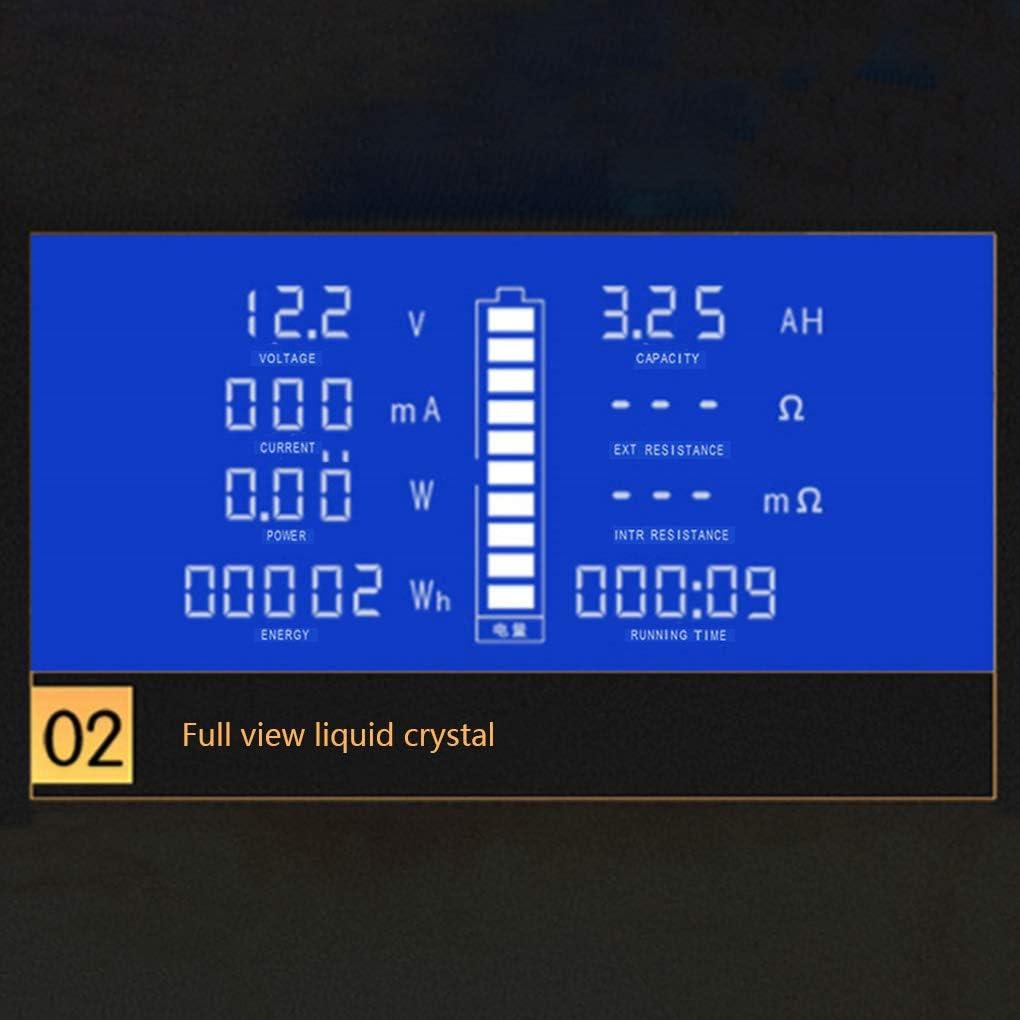 Ben-gi Multifonction num/érique wattm/ètre d/énergie Tension Testeur de Courant de Panneau daffichage LCD avec 300A de Split CT