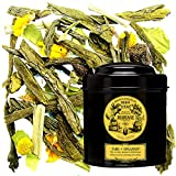 MARIAGE FRERES. Paris Singapore, 100g Loose Tea, in a Tin Caddy (1 Pack) NEW EDITION – USA Stock