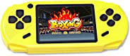 Beijue 16 Bit Handheld Games for Kids Adults 3.0'' Large Screen Preloaded 100 HD Classic Retro Video Games no Need WiFi USB