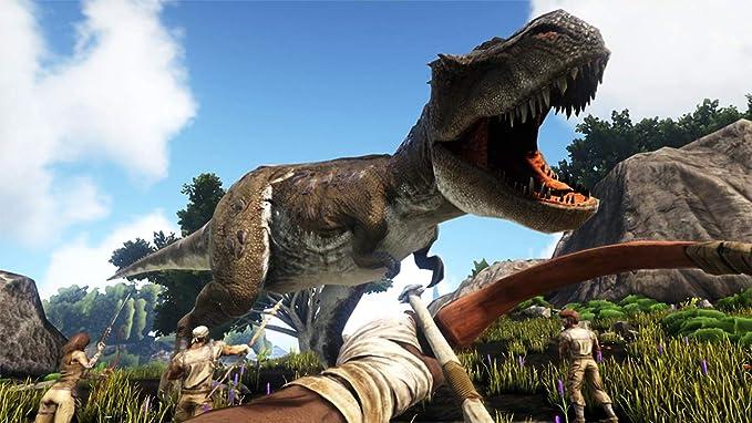 Ark Survival Evolved - Nintendo Switch [Importación italiana ...