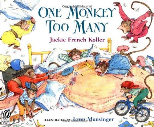 One Monkey Too Many - Monkeys Many