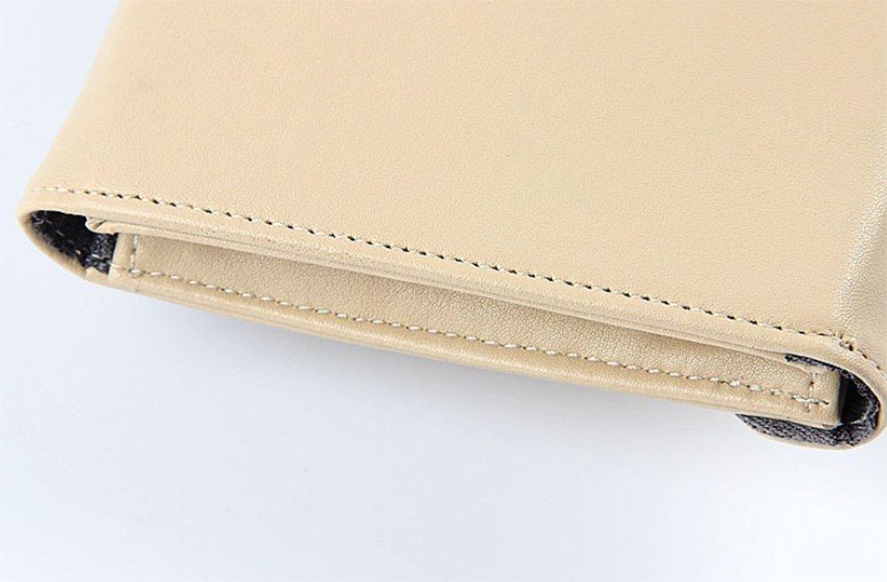 Leisial Car Sun Visor Tissue Box Handy Paper Napkin Holder Clip Black