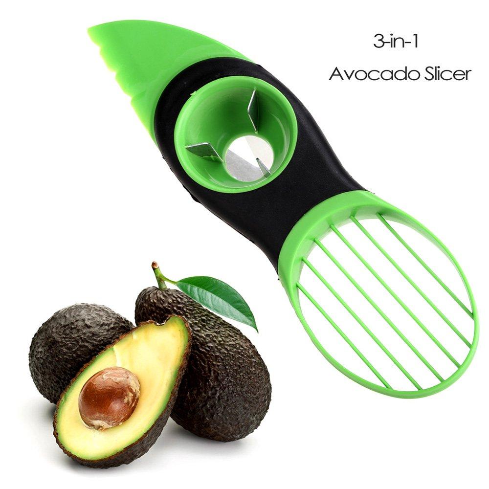 アボカドスライサー 皮むき器 アボカドカッター 簡単 便利