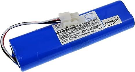 Powery Batería de Alta Capacidad para Robot Aspirador Philips ...