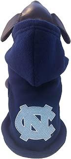 product image for NCAA North Carolina Tar Heels Polar Fleece Hooded Dog Jacket