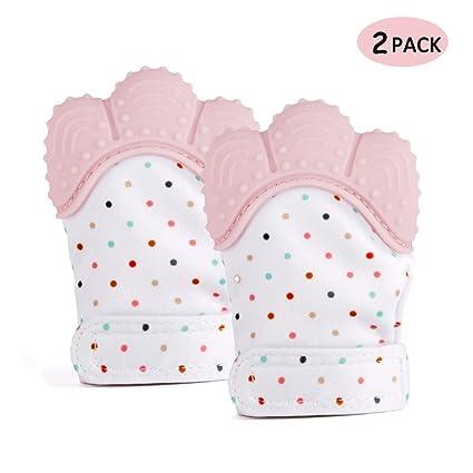 hangnuo 2 Pack Baby de guantes para bebés de niños pequeños ...