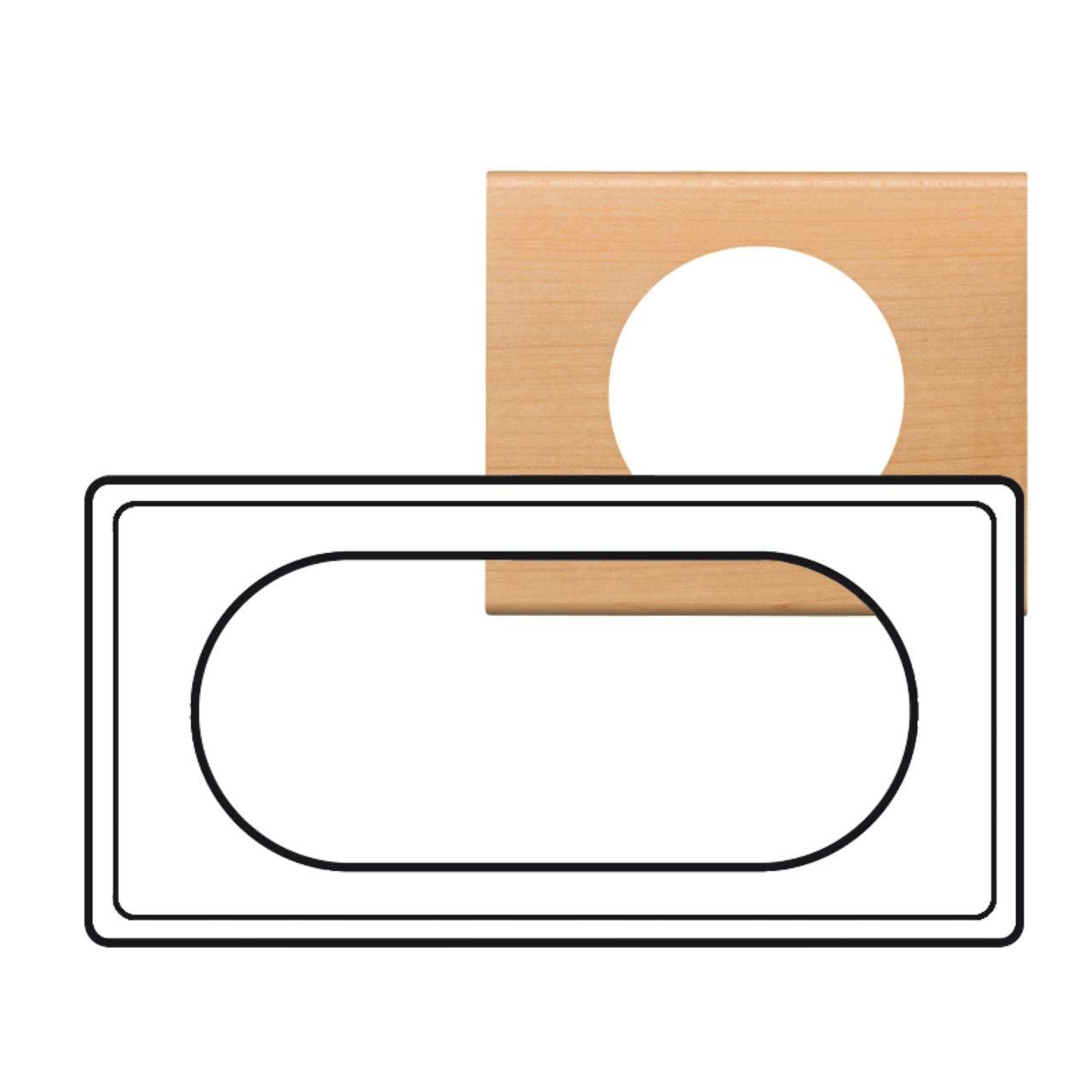 plaque c/éliane 4-5 modules erable