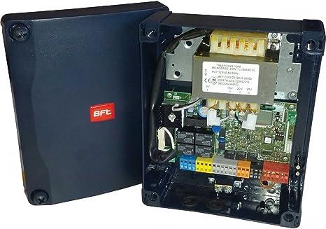BFT Thalia Central tarjeta control marco Motores mazos 24 V Compat. Libra C Ma: Amazon.es: Bricolaje y herramientas