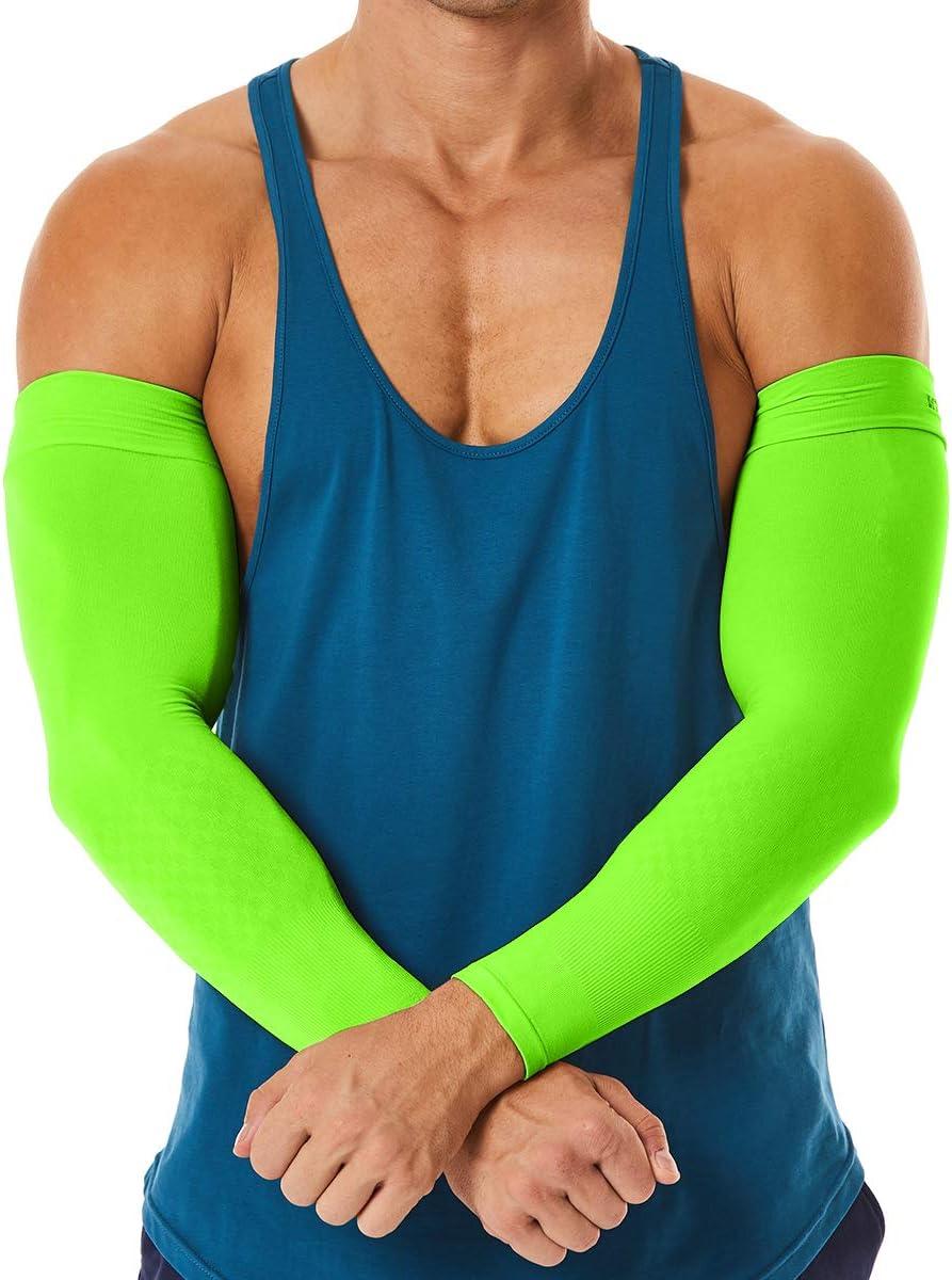 Manchettes de Bras UV Protection UPF 50 Écran Gants de Protection