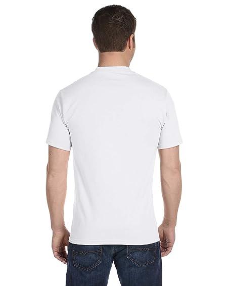 3b790073 Hanes Men's Lay Flat Collar Tall Beefy T-Shirt | Amazon.com