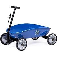 Baghera Mi Gran Carro Azul Remolque de Metal