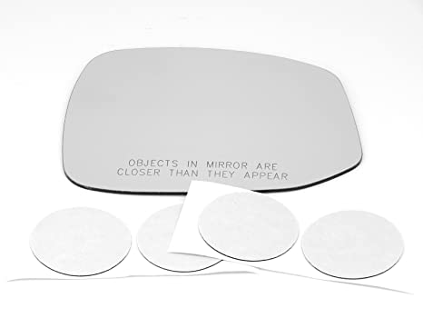 12 13 Honda Civic Passenger Side Mirror Glass W/o Backing Plate. USA