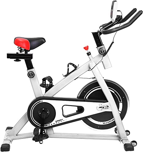 Blackpoolal - Bicicleta estática Profesional, para Interior, con ...