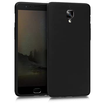 new concept 9fea9 552a5 kwmobile TPU Silicone Case for OnePlus 3 / 3T - Soft Flexible Shock ...