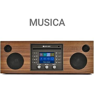 mini Como Audio Musica