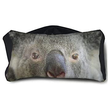 Amazon.com: Cute Koala Bear Spandex Sleep Eye Mask - Light ...