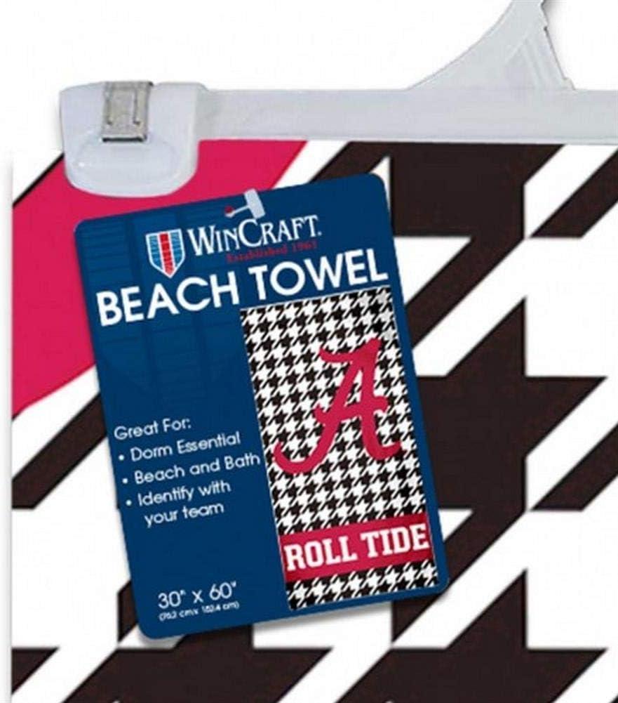 WinCraft Arizona State Sun Devils 30 x 60 Deluxe Plush Spectra Beach Towel