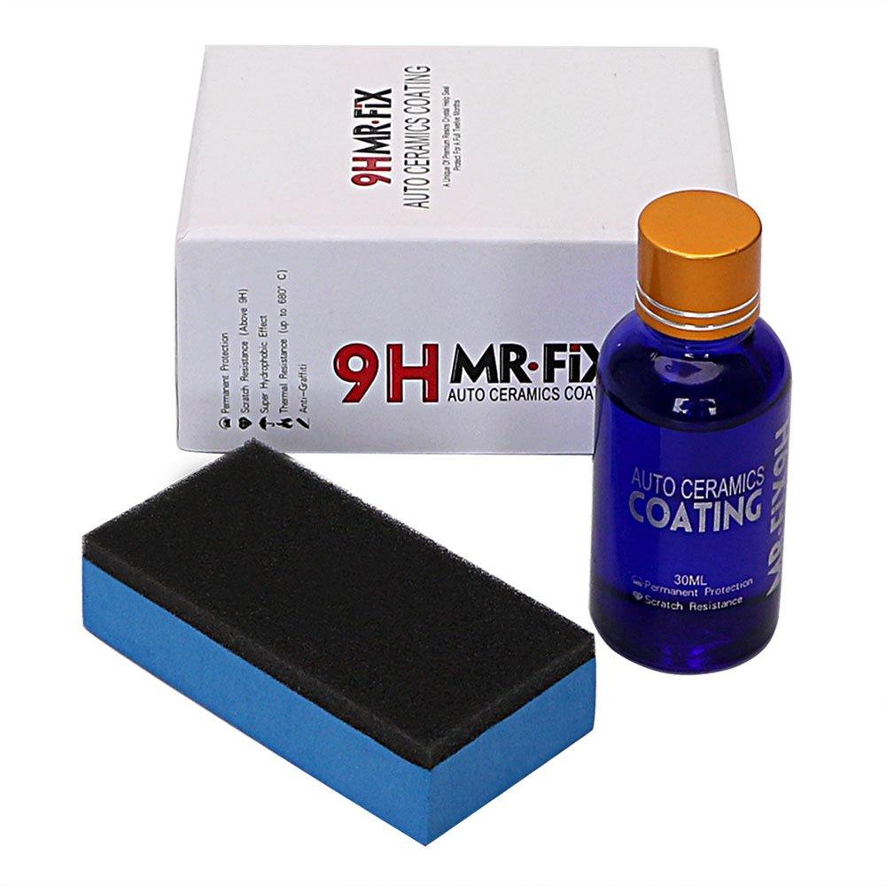 Itimo ceramica lucida auto kit rivestimento antigraffio Exterior Care Paint sigillante durezza 30 ml