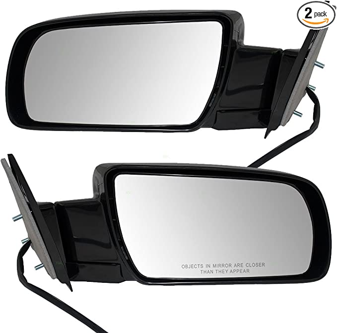 Outside Door Mirror Assembly Right Dorman 955-192 Replace GMC//Chevy OEM 15036360