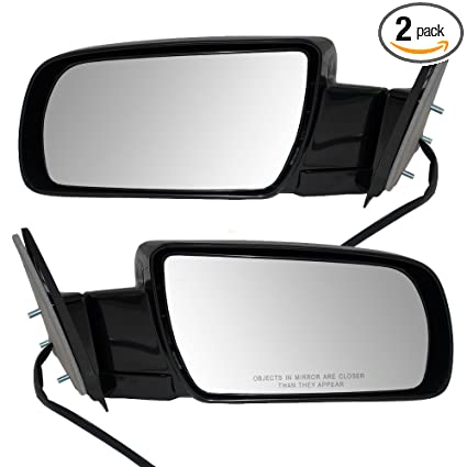 Amazon Driver And Passenger Power Side View Mirrors With Metal. Driver And Passenger Power Side View Mirrors With Metal Bases Replacement For Chevrolet GMC Pickup Truck. GM. Ects Wiring Diagram 98 GMC Jimmy At Scoala.co