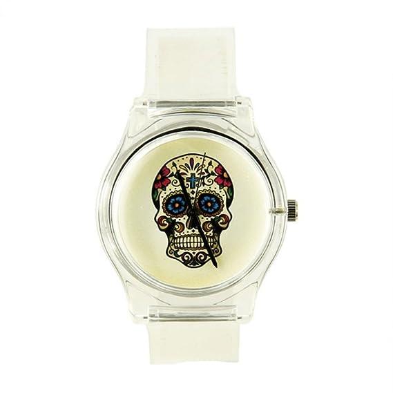 Reloj Tatuajes día de los muertos Willis My-Montre