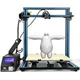 Creality CR-10 3D Printer Aluminum With Heated Bed High-precisio Free Testing Filament+Free Tool Set Blue