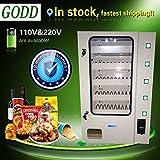 Yoli® Candy dispensador de máquina expendedora, pequeños para aperitivos con Coin Acceptor, 5