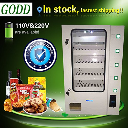 Yoli candy vending machine,small dispenser for snacks with coin acceptor,110V or 220V (Small Snack Machine compare prices)