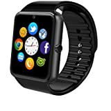 IRONLINK® Smart watch GT08 Bluetooth Smart Watch Phone with Sim Card insert anti-lost Call reminder Phone Mate