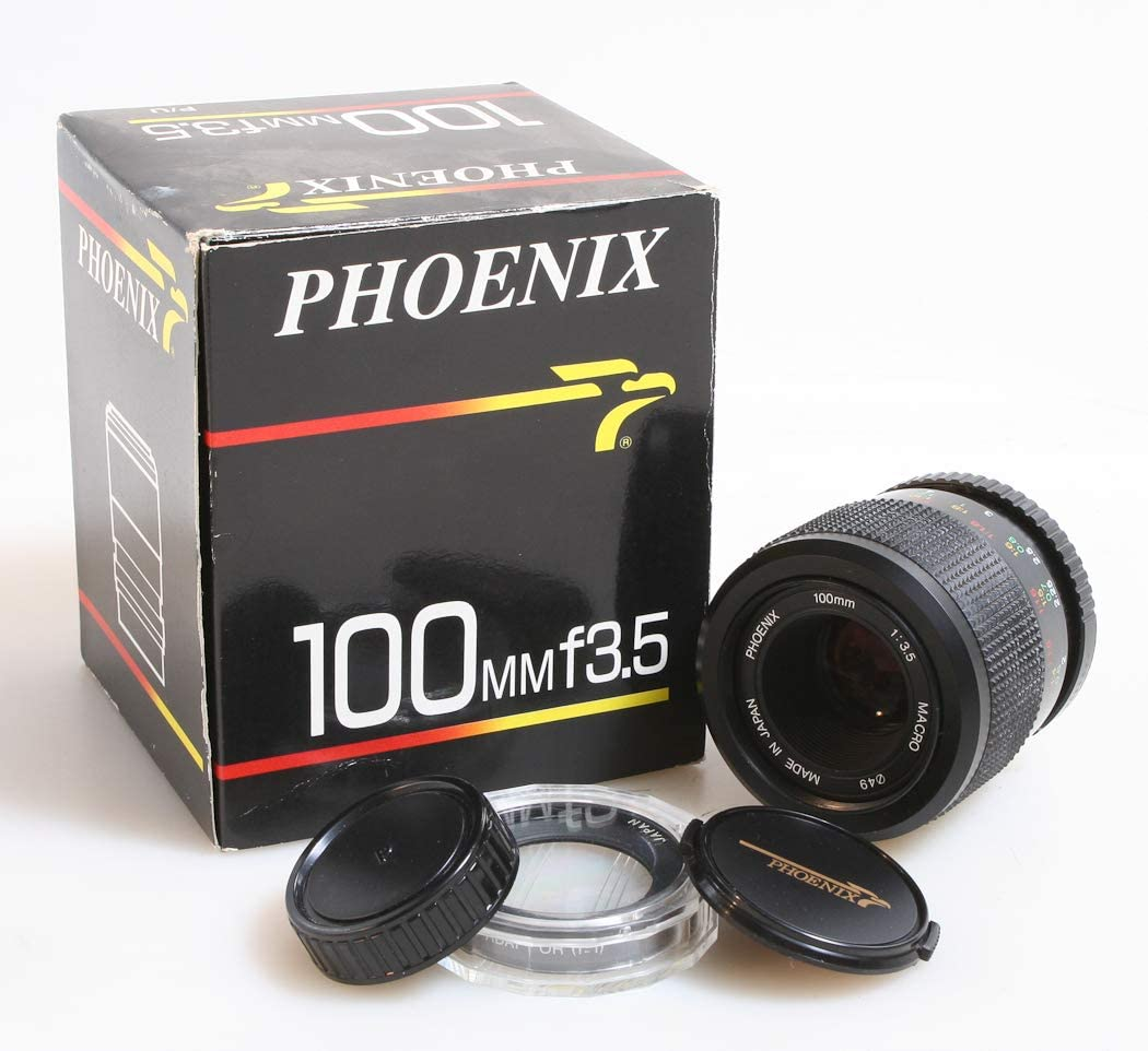 100mm F 3.5 for SCREW MOUNT New in Box