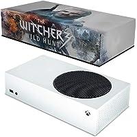 Capa Anti Poeira para Xbox Series S - The Witcher 3