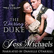 The Daring Duke: The 1797 Club, Book 1 | Jess Michaels