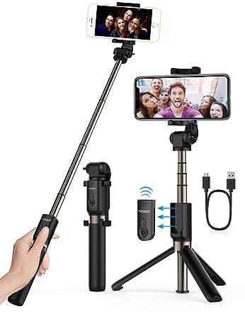 selfie stick mit handy verbinden