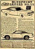 1970 Plymouth Hemi Cuda Art Print